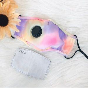 NEW‼️TIE DYE FACE MASK- mask